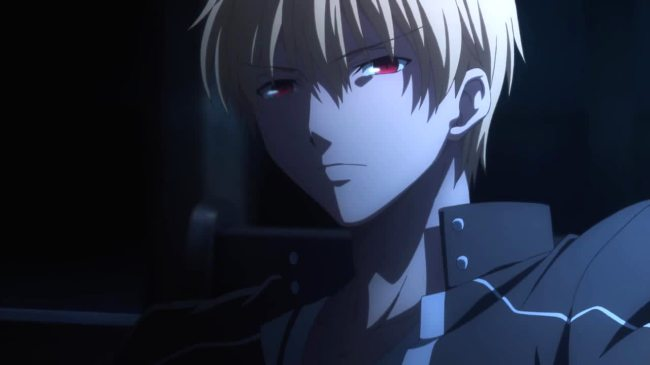 Fate stay night Unlimited Blade Works 3-00131