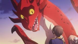 Amagi Brilliant Park-Happy Dragon