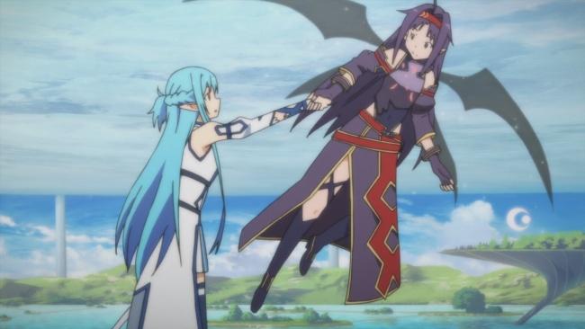 SAO 2-Stealing Asuna