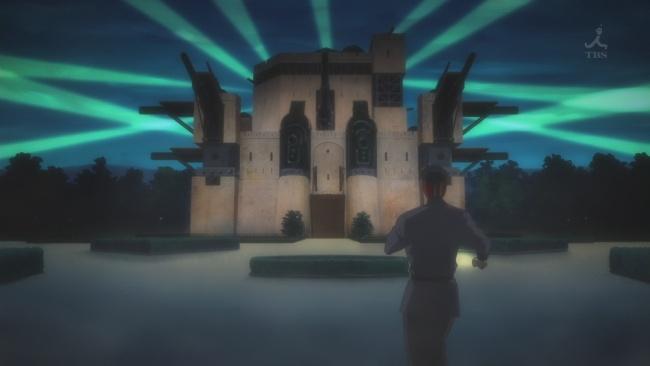 Amagi Brilliant Park-Well Armed Castle