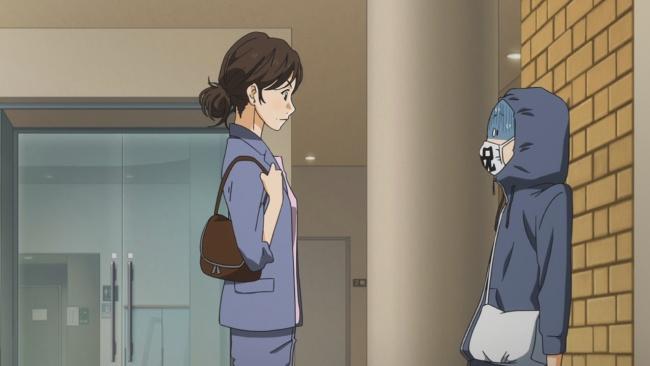 Shigatsu wa Kimi no Uso-Emi is bad at hiding