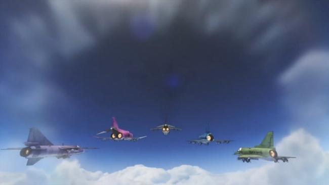 Shirobako-Planes 1