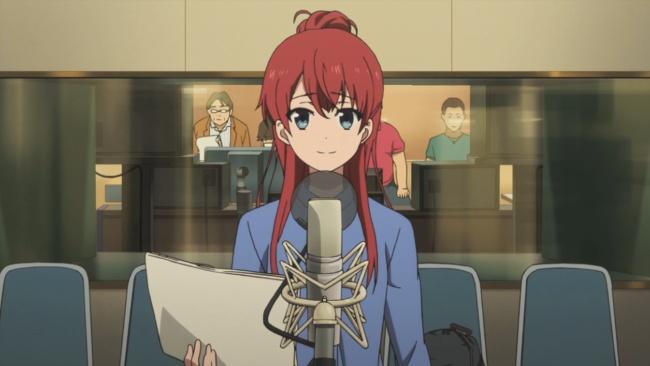 Shirobako-her big chance
