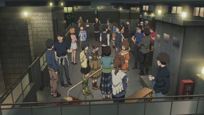 Shirobako-Party Time