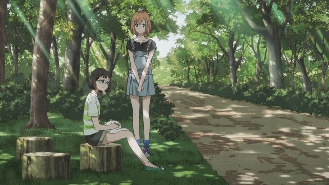 Shirobako-not enough solitude
