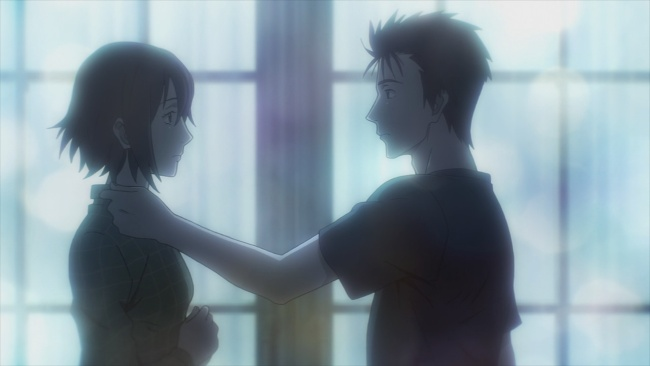 Parasyte-together finally