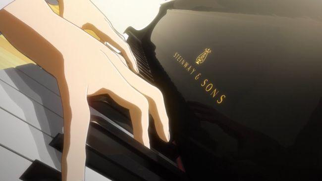 Shigatsu wa Kimi no Uso - The piano