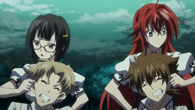 DxD BorN - Problem children