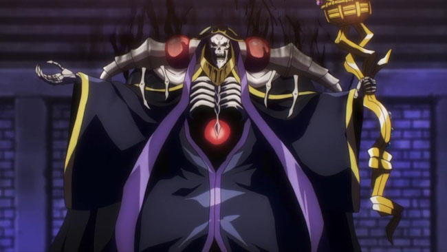 Overlord 0201