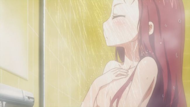 Okusama - Shower time