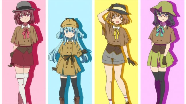 SoraMess 14-Detective