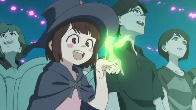 Little Witch Academia mains (2)