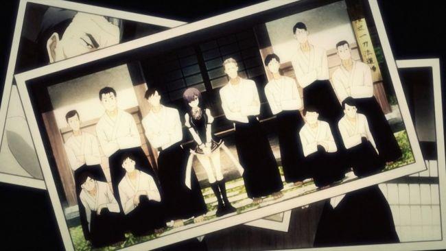 Rakudai Kishi - Looking in the past