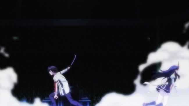 Rakudai Kishi - game over