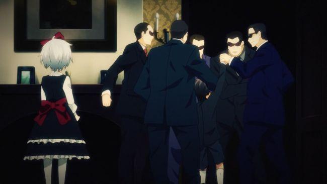 Rakudai Kishi - Learning a lesson
