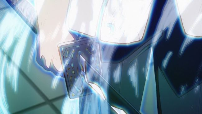 Rakudai Kishi - Off color