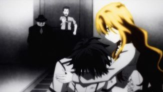 Rakudai Kishi - Yuri-chan helps