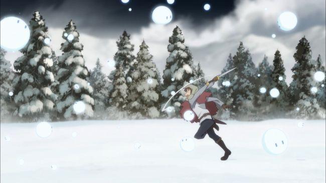 KonoSuba - Puffball attack