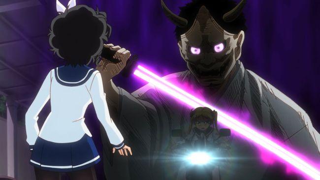 Bakuon - I liked the katana reference