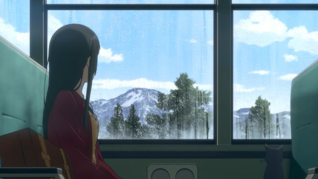 Flying Witch - On their way to a new life