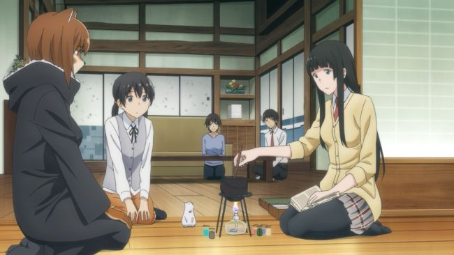 Flying Witch - majouppoi