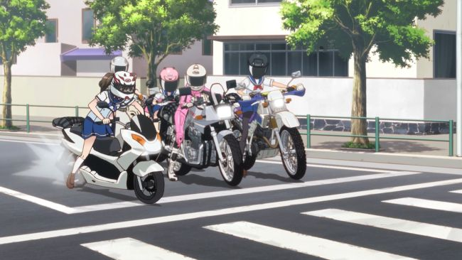 Bakuon - Scooter Time