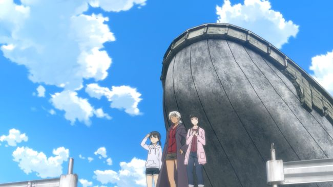 Flying Witch - Surprise