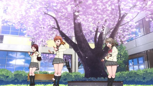 Love Live Sunshine - Not really in sync, but better looking
