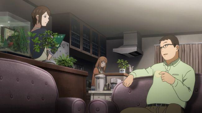 Orange - mom and Naho