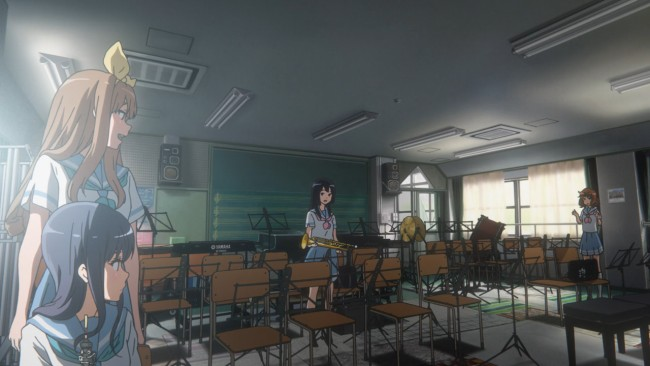 Euphonium S2 - just a little tension