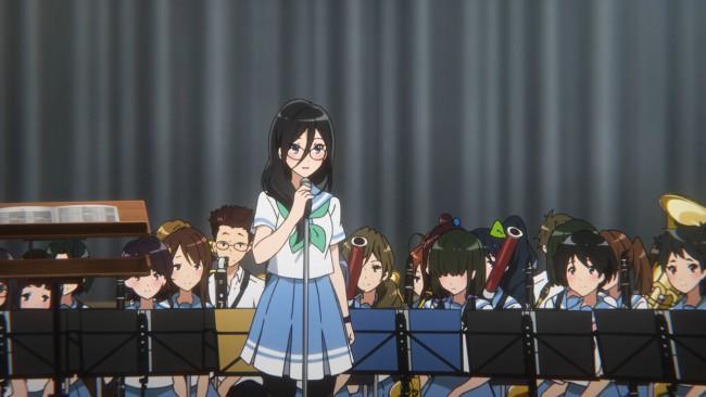 Euphonium S2 - Asuka Shiki-san