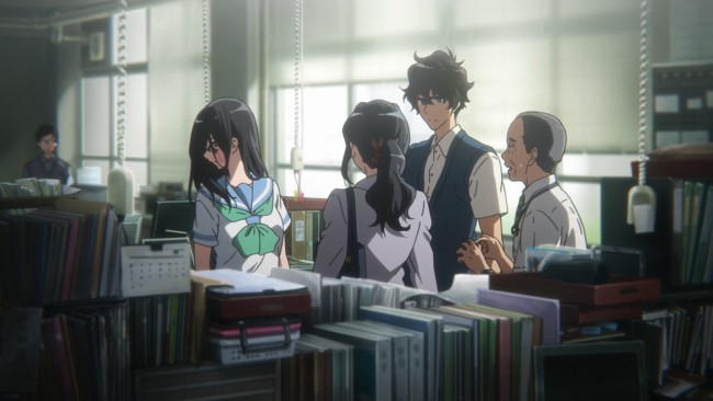 Euphonium S2 - the aftermath