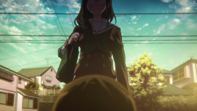 Euphonium S2 - Puts up with it, but doesn't like it