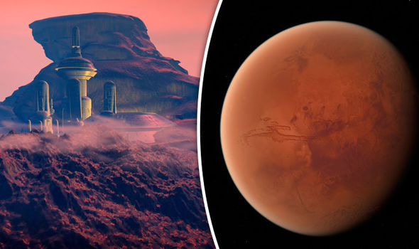 Planet Mars: It's Not Just a Rock