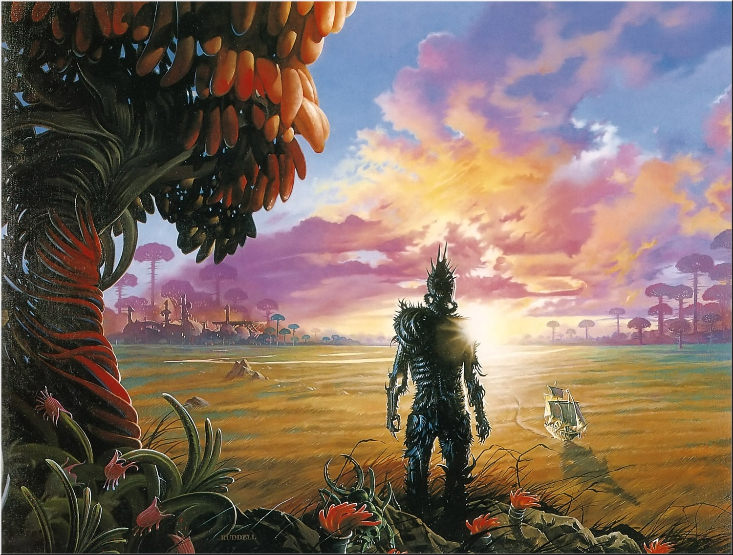 Hyperion – by: Dan Simmons (Audio-Book)