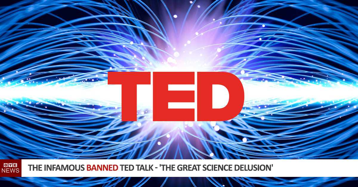Banned TED Talk: The Science Delusion – Rupert Sheldrake at TEDx Whitechapel
