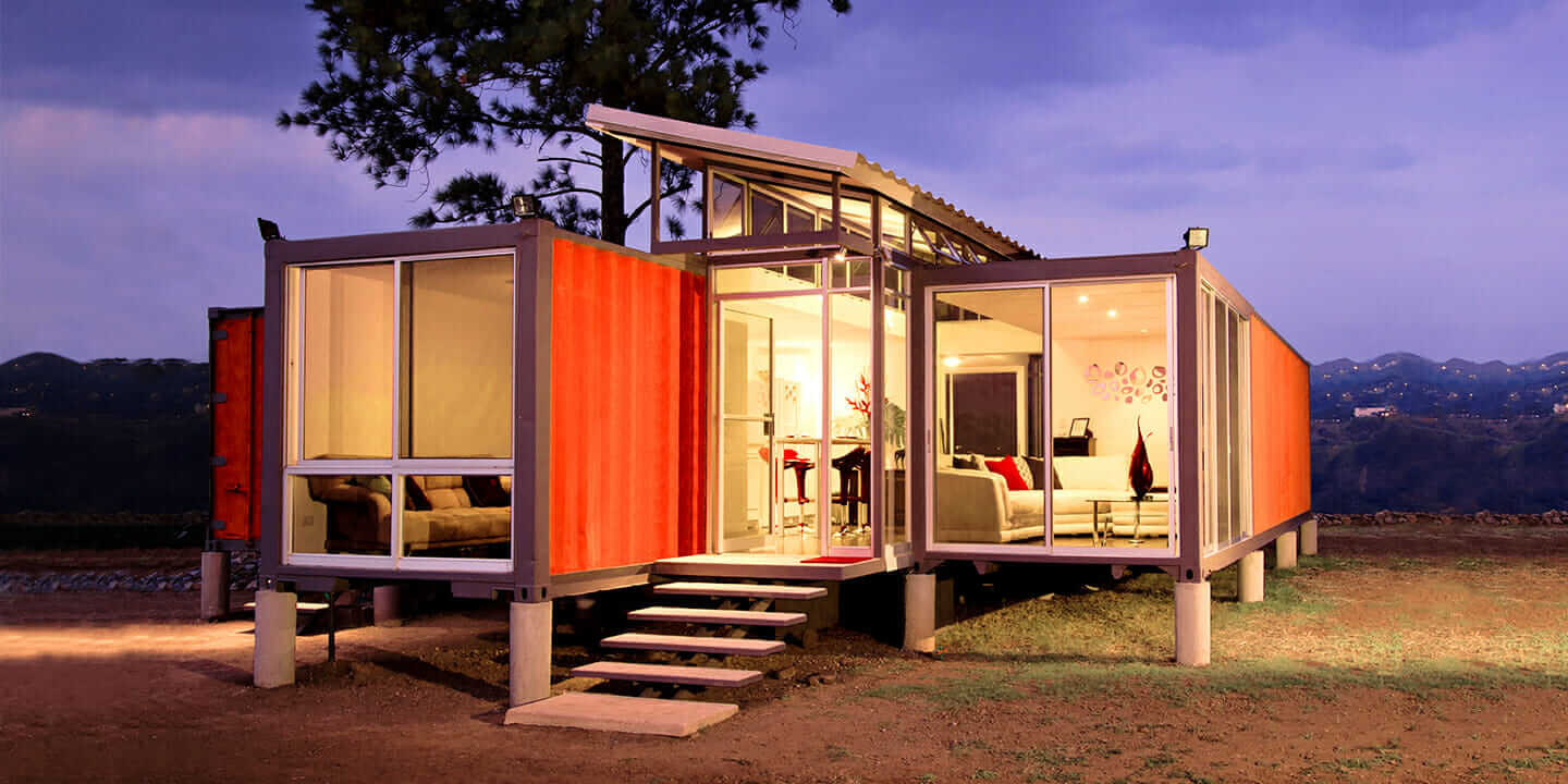 Building a Shipping Container Home