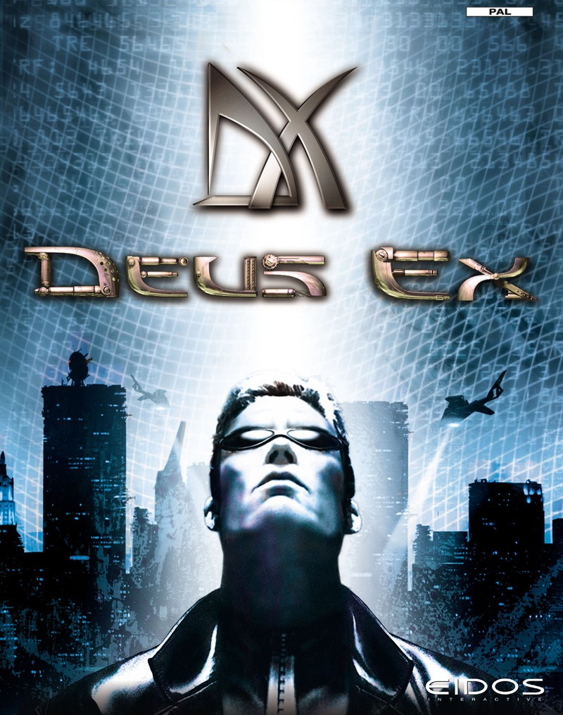 Deus Ex – The Movie
