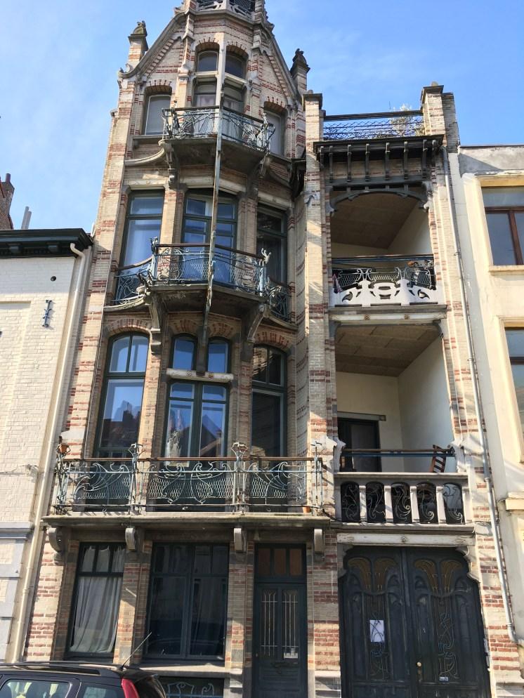 exceptional Art Nouveau House
