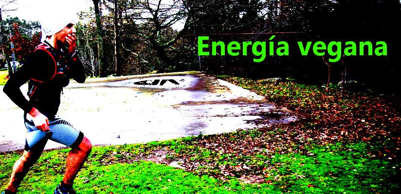 Entrenar y competir con energía vegana