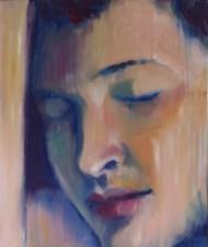 Rok, 2013, oil on canvas