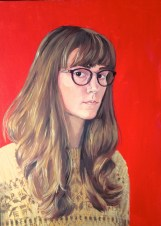2016, oil on canvas, 42 x 30 cm