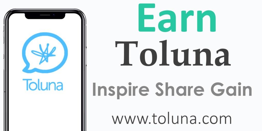 Make money with Toluna