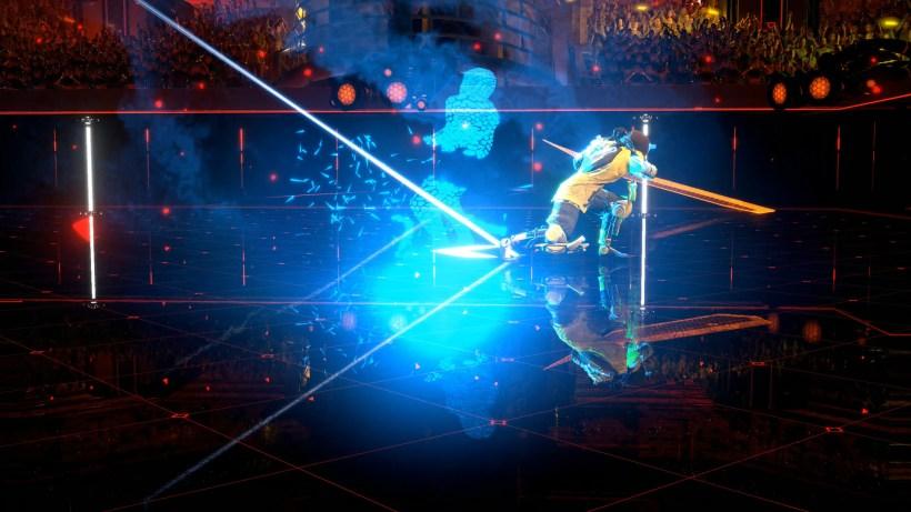Laser league Steam accès anticipé 5