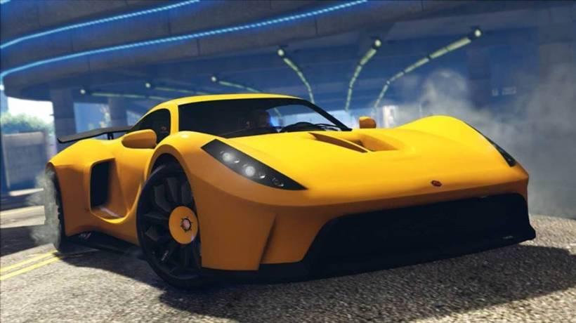 Taipan GTA Online