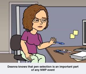 pen-selection