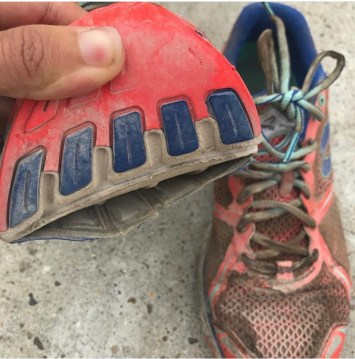 running nightmares - discontinued shoes
