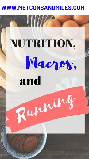 Counting Macros and Running