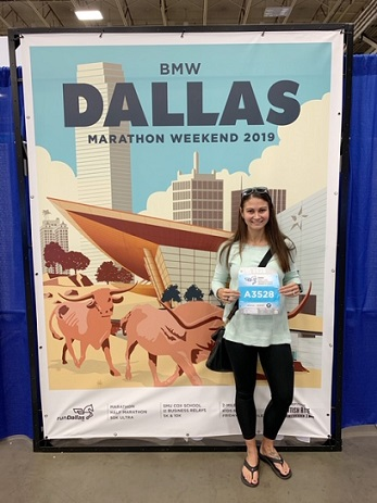 Hansons Marathon Method - training for the BMW Dallas Marathon
