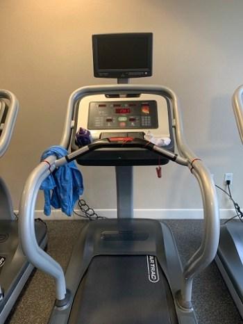 Hansons Marathon Method - treadmill runs